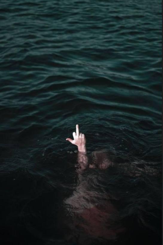 drowning-fuckyou
