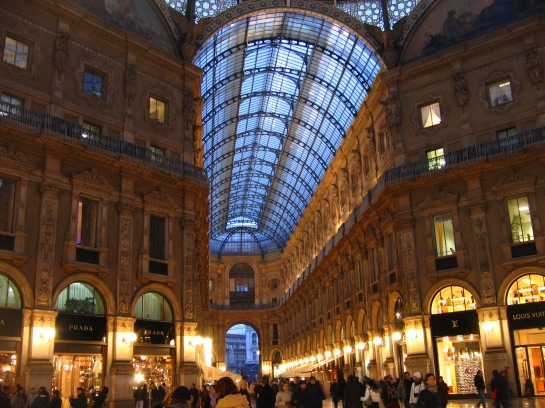 galleria_vittorio_emanuele_ii_-_evening